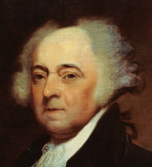 picture of President John Adams